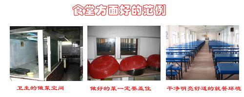 8.厨房与食堂的垃圾桶一定要有盖!